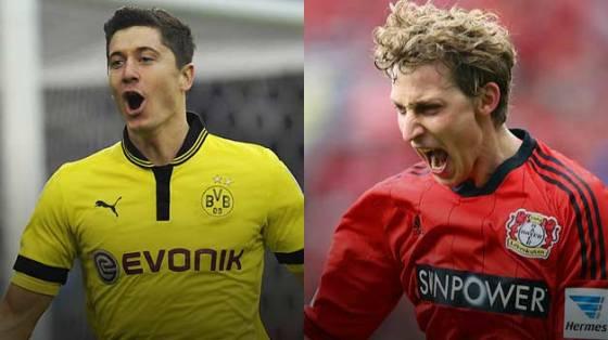 Daftar Top Skor Bundesliga 2012/2013